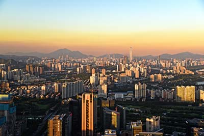 The fascinating city of Shenzhen